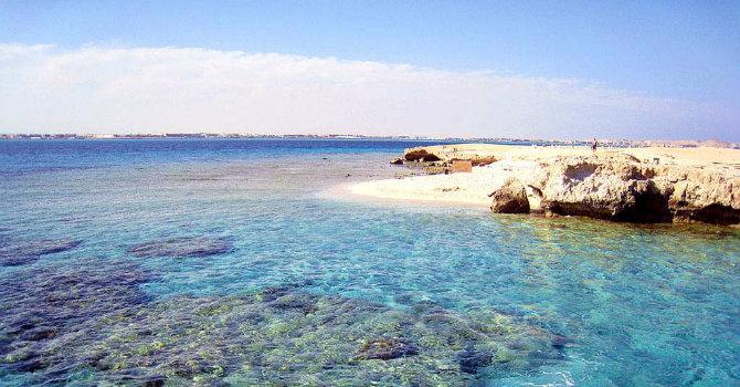 Giftun Island Snorkeling Cruise