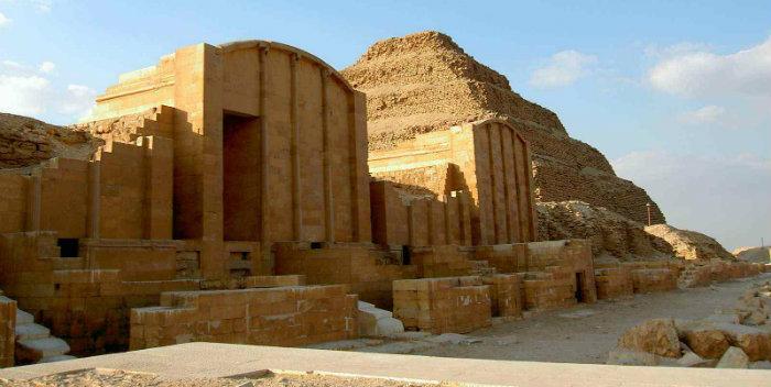 Memphis, Sakkara & Giza Pyramids Tour