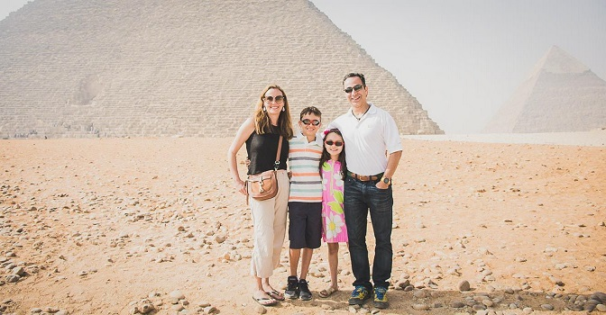 Book Giza Pyramids Tour From Luxor Now Online !