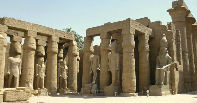 Luxor's East Bank Half Day Private Tour