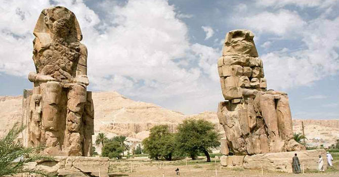 Luxor West Bank Half Day Tours