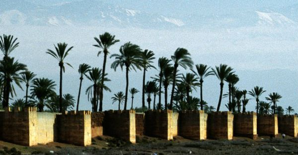 Package Holidays to Marrakech