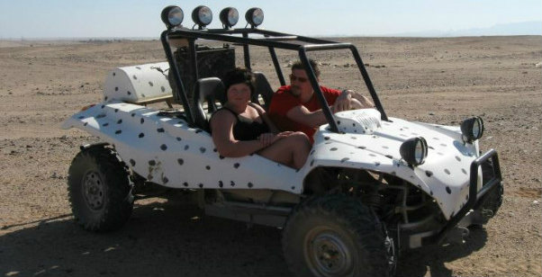 Hurghada Car Buggy Safari