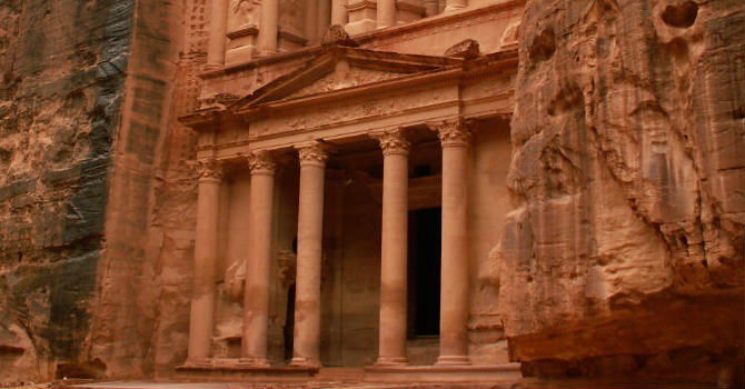 4 Day Jordan Tour Packages