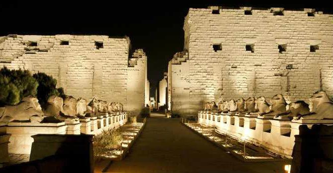 2 Das Cairo & Luxor Tour From Sharm