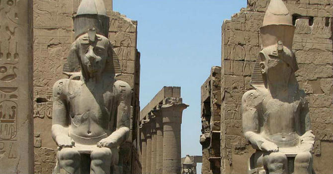 Luxor 2 Days Sightseeing Tours From Safaga Port