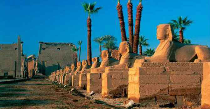 Luxor Return Flight Day Tours From Cairo