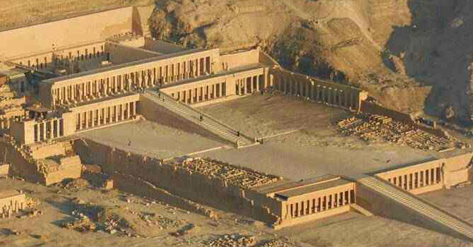 Luxor Day Tours By Flight From Sharm