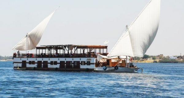 Luxor to Aswan by Boat