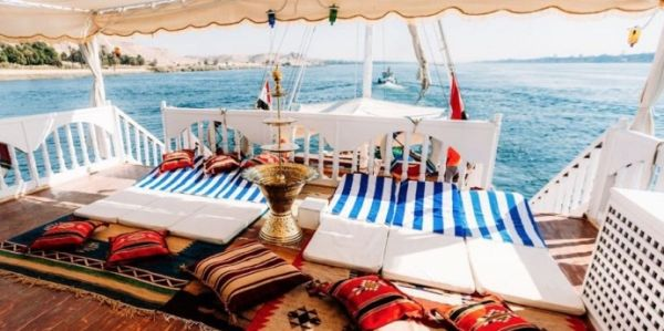 Luxury Dahabiya Nile Cruise