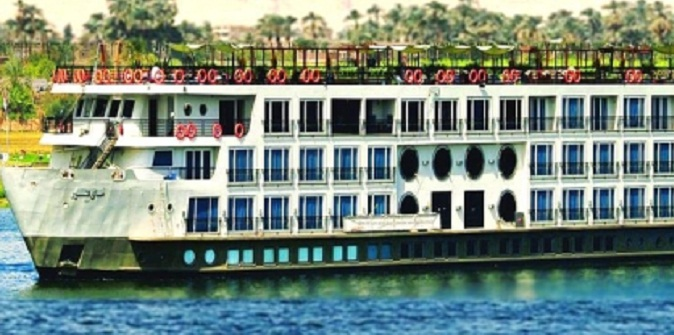 5 Day MS Mayfair Nile River Cruise
