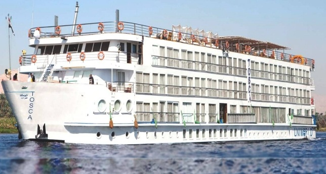 5 Day MS Tosca River Nile Cruise