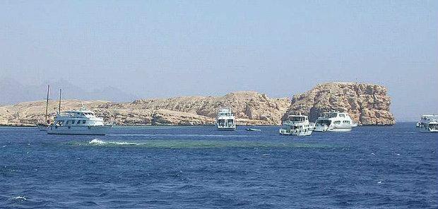 Snorkeling at Mahmya Island Hurghada