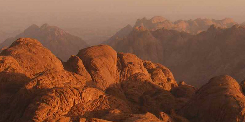Moses Mountain Overnight Tours From Sharm