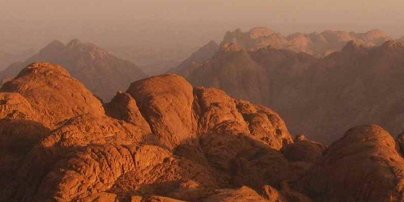 Mount Sinai Tour From Sharm El Sheikh