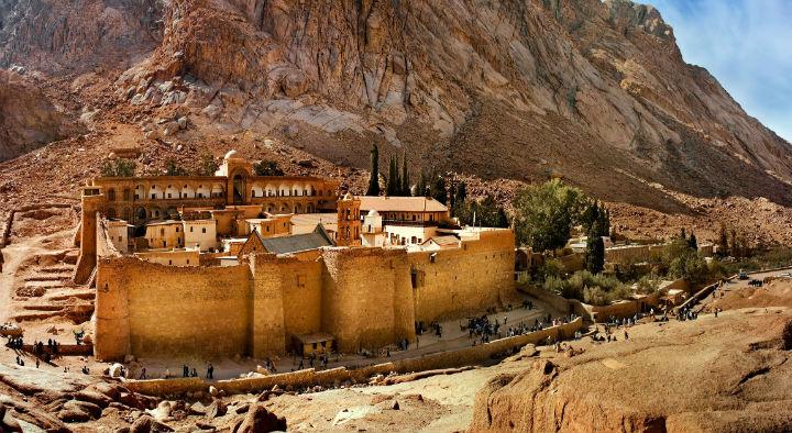 Book Mount Sinai Tour From Sharm El Sheikh Now Online !