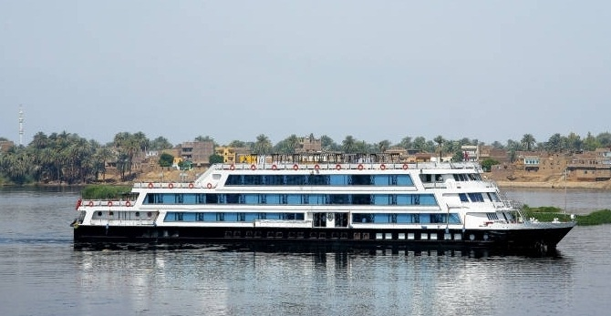 5 Day Movenpick MS Darakum Nile Cruises