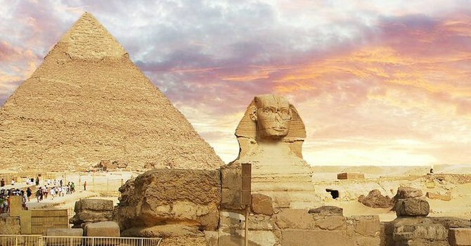 Egypt Africa Middle East Asia and Mediterranean Tours