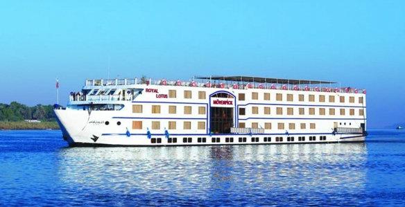 Nile Cruise From Hurghada