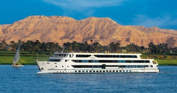 5 Star Luxury Nile Cruise