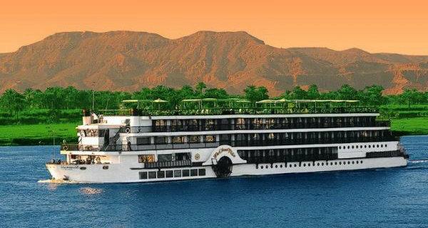 Luxury Nile River Cruise