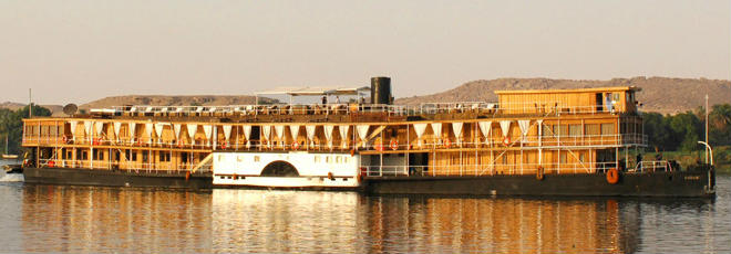 Nile Steamer Cruise