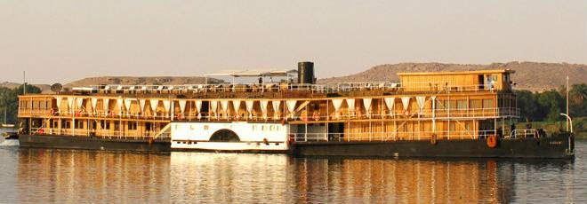 Nile Steamer Cruisers