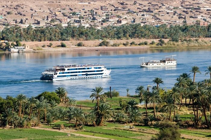 Nour El Nil Dahbaiya Cruise Boat