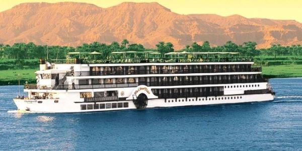 Oberoi Nile Cruise