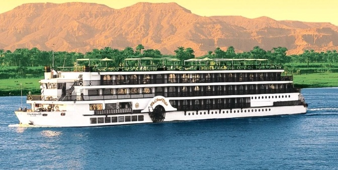 5 Day Oberoi Philae Nile Cruise From Luxor