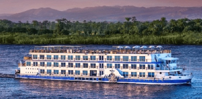 7 Day Oberoi Philae Nile Cruise From Aswan