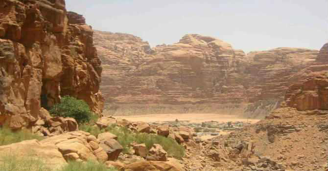 Petra & Wadi Rum Adventure Tours From Aqaba Port