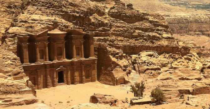 Petra Tour From Dahab