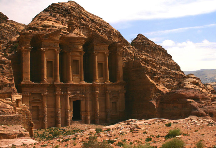 Petra Tour From Sharm El Sheikh