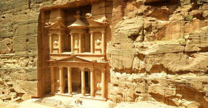Petra Sightseeing Day Tours From Aqaba Port
