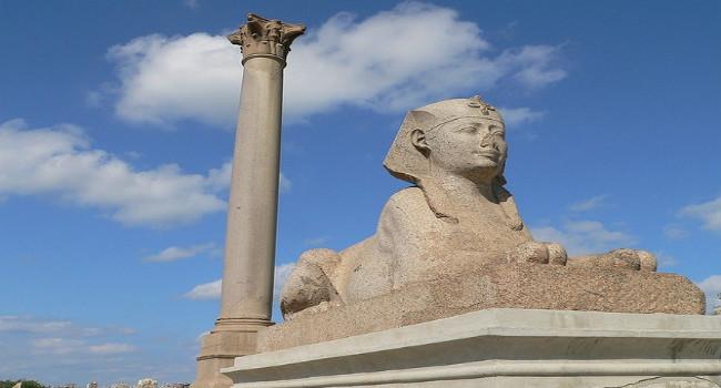 Pompey Pillar