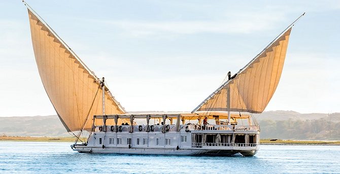 Private Yacht Nile Cruise