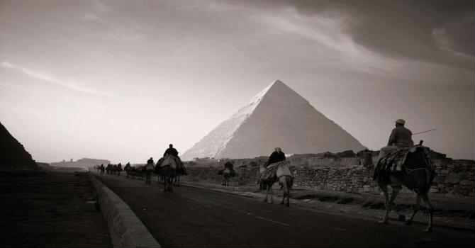 Giza Pyramids & Nile Cruise Tours From Alexandria