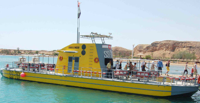 Red Sea Sub Marine Cruise Tours From Hurghada
