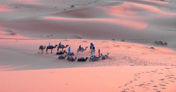 Sahara Desert Holidays