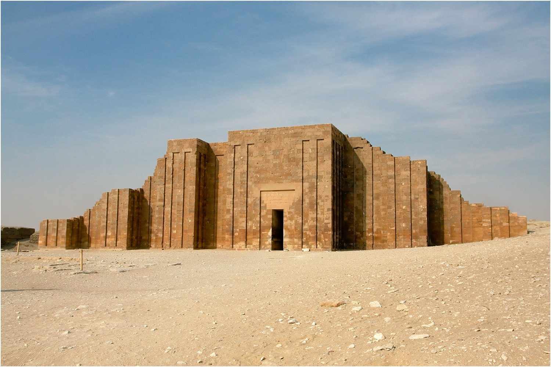 Sakkara Necropolis