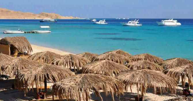 Cairo to Sharm El Sheikh Day Tour