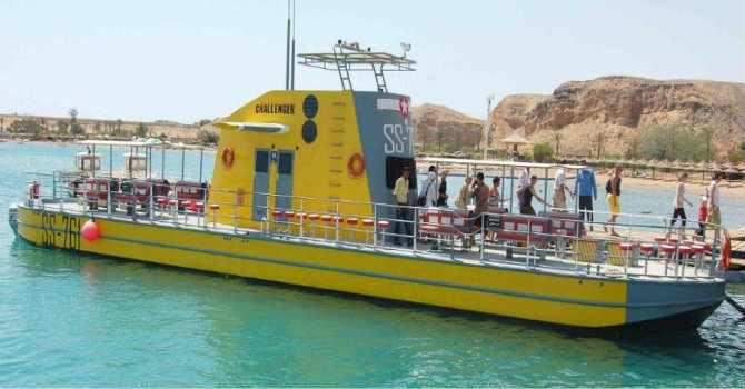 Submarine Hurghada Tour From Safaga Port
