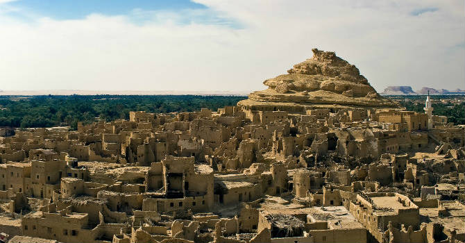 5 Days Siwa Oasis Adventure Travel From Cairo