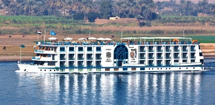 5 Day Sonesta Moon Goddess Nile Cruise