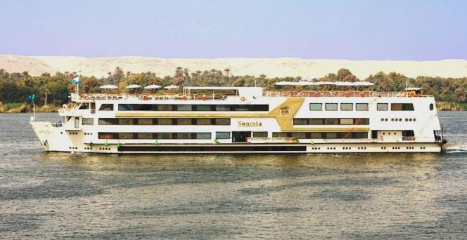 5 Day Sonesta Nile Goddess Nile Cruise