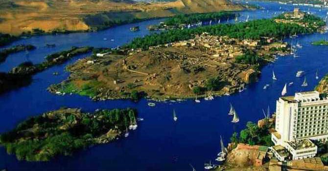 4 Days Sonesta Nile Goddess Cruise Tours