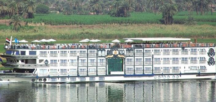 5 Day Sonesta Saint George Nile Cruise