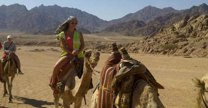 Sharm Bedouin Dinner & Stargzig Tour