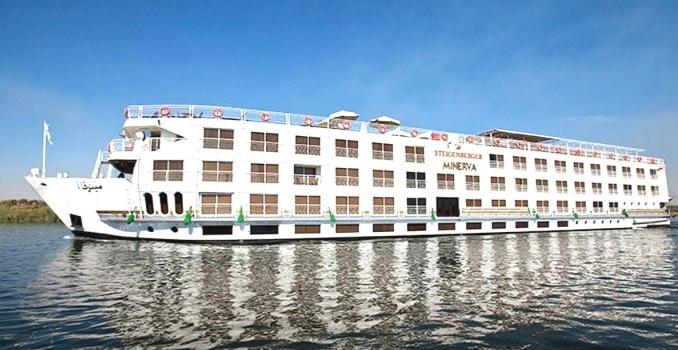 4 Day Steigenberger Minerva Nile River Cruise